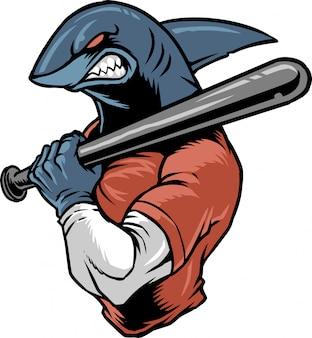 Акула бейсбол