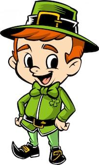 アイルランドの少年