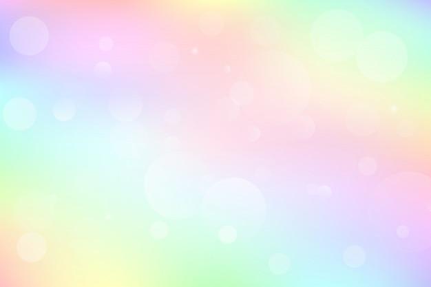 Пастельные цвета абстрактный фон с боке