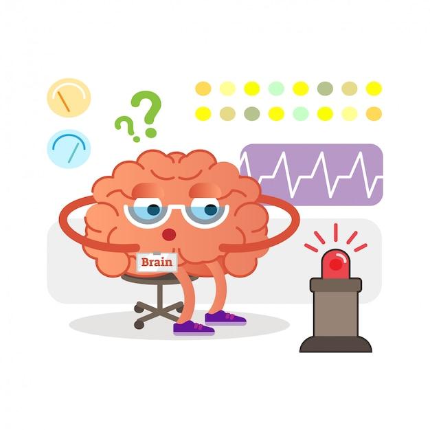 Концептуальные сигналы тела мозга