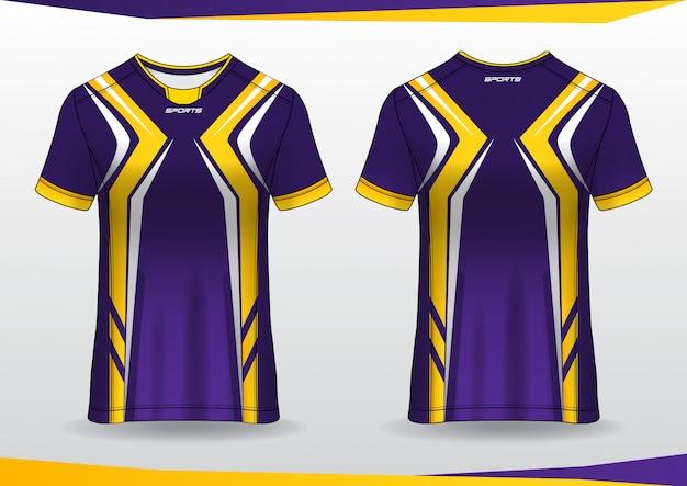 Футболка футболка спортивная шаблон