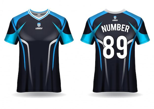 Футболка футболка спорт шаблон