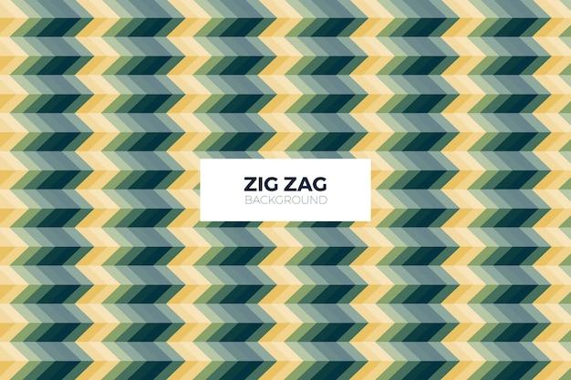 ジグザグ形の抽象的な背景