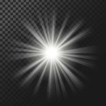 Световые эффекты фона
