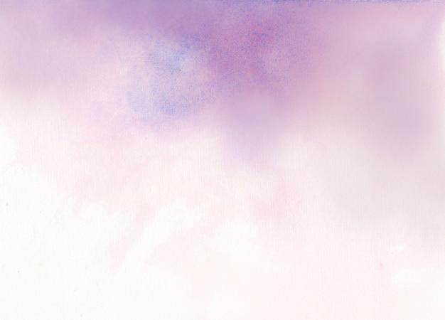 Акварель фиолетовый абстрактный фон