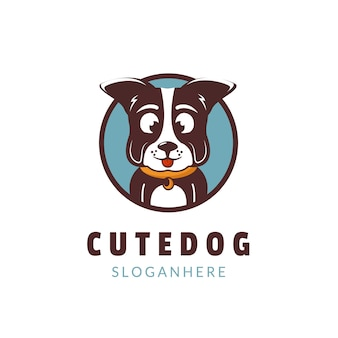 Иллюстрация милый персонаж мультфильма стиль логотип дизайн полноцвет современный стиль