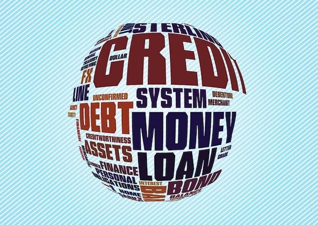 銀行貸付金制度ベクトル
