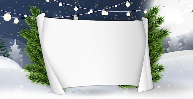 Рождество приближается. рождественские каникулы, логотип фон