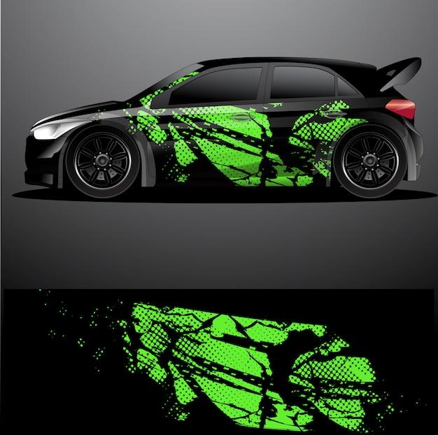 Раллийный автомобиль