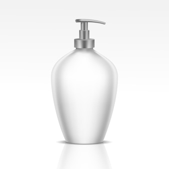 液体石鹸、フォーム、ジェル用の空のディスペンサーポンプ