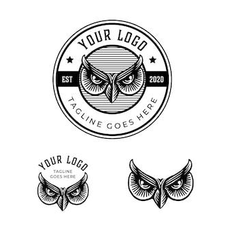 Сова логотип