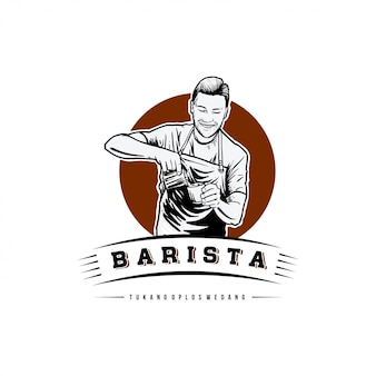 Логотип кафе