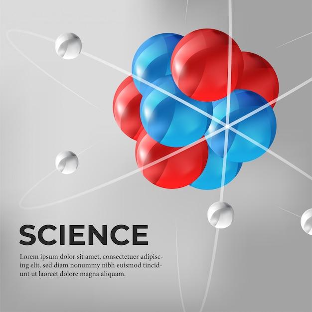原子分子科学ポスター