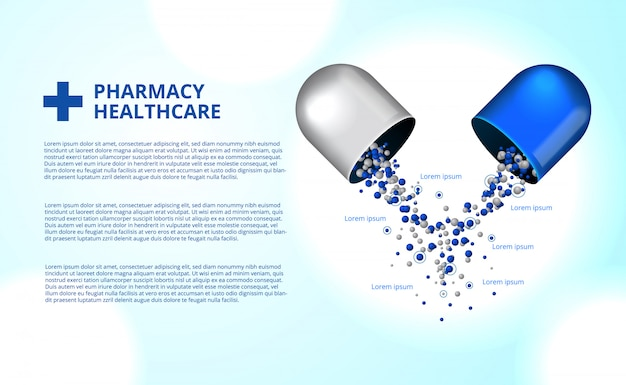 Аптека таблетки капсулы медицина здравоохранение