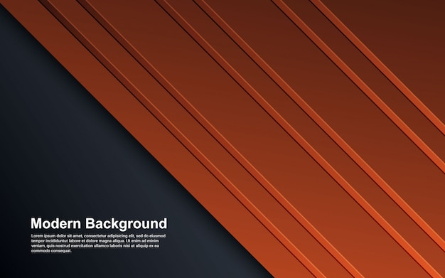 抽象的な背景のグラデーションカラーのモダンなイラストグラフィック