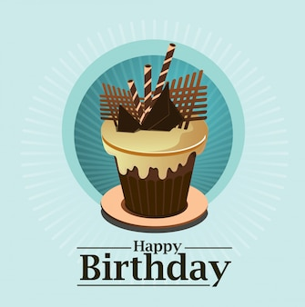 С днем рождения с иллюстрациями хлеба