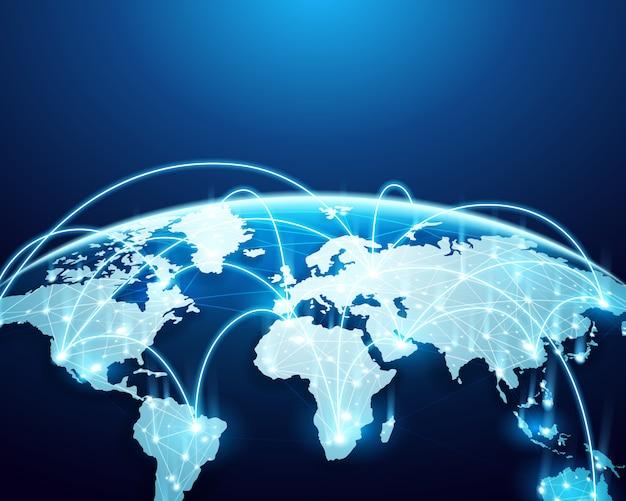 世界ネットワークの概要