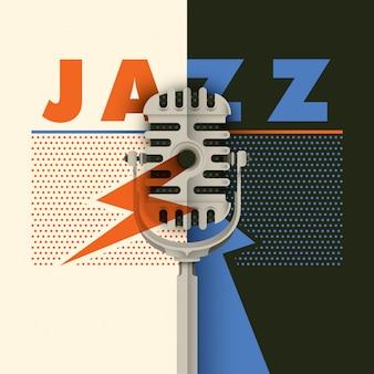 ジャズの背景