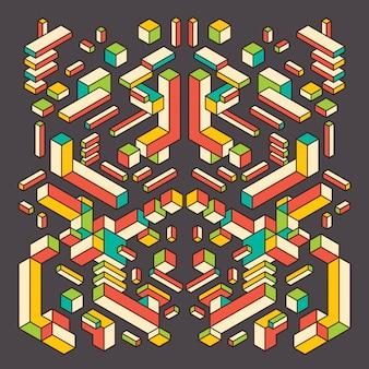 Абстрактный фон дизайн