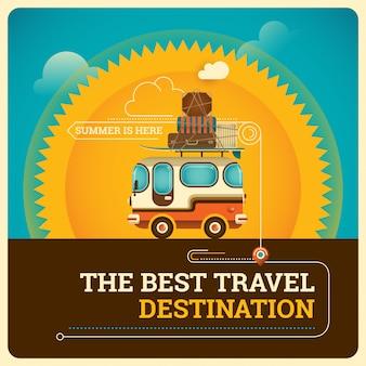 Путешествия иллюстрация