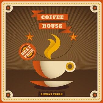 コーヒーハウスの背景