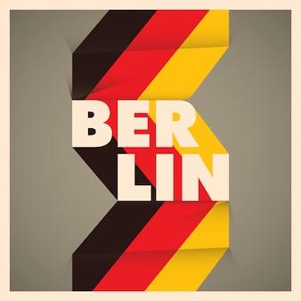ベルリンの背景