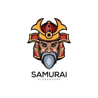 サムライのロゴデザイン