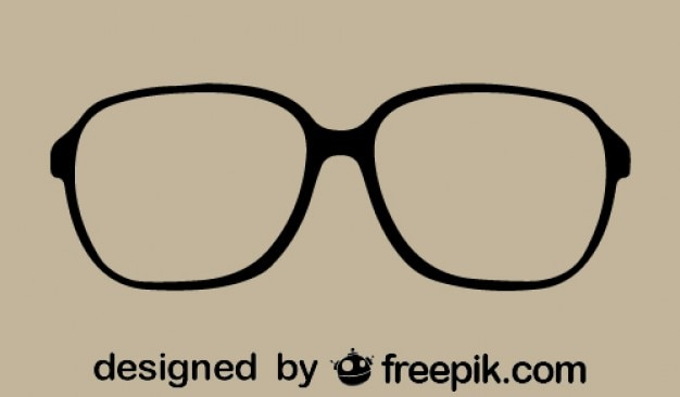 眼鏡象徴的なヴィンテージスタイル