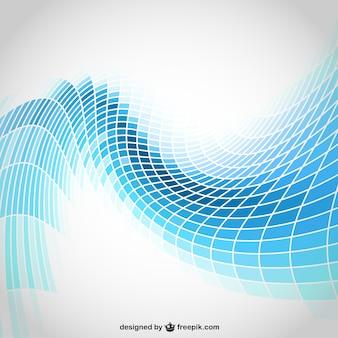 抽象的な幾何学的な形の背景