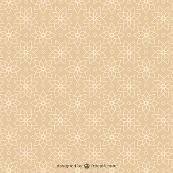 ベクトル抽象的な唐草の背景