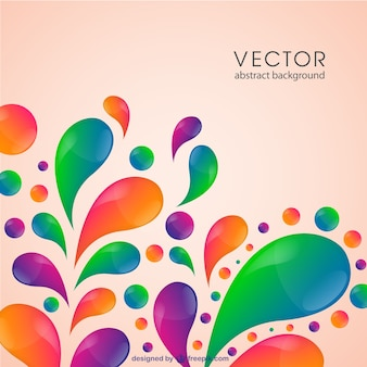 Шаблон вектор цвет вихревой