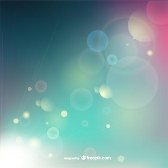 Боке абстрактного света