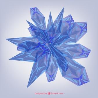 宝石のベクトル構造