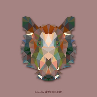三角形イノシシの設計