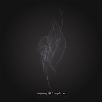 煙ベクトルテンプレート