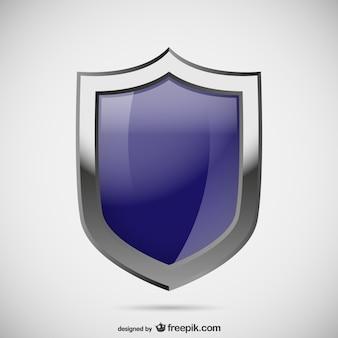 無料のセキュリティロゴベクトル