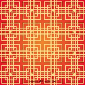 Китайские квадраты шаблон