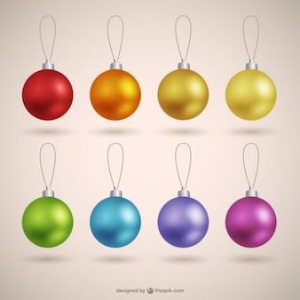 Рождество безделушки коллекция