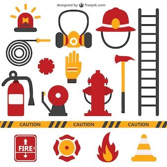 Пожарные оборудование