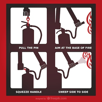 Инструкции огнетушитель