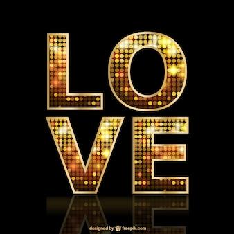 Позолоченные любовные письма