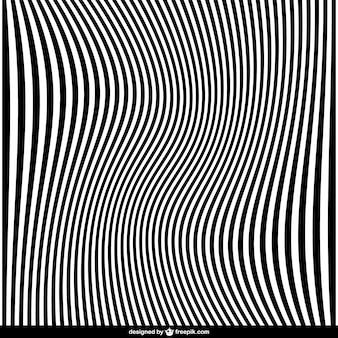 ゼブラプリントパターン
