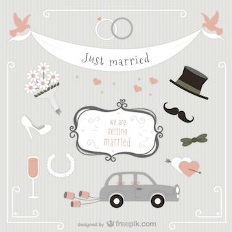 Просто супружеская пакет