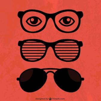 Классные очки в ретро-дизайн