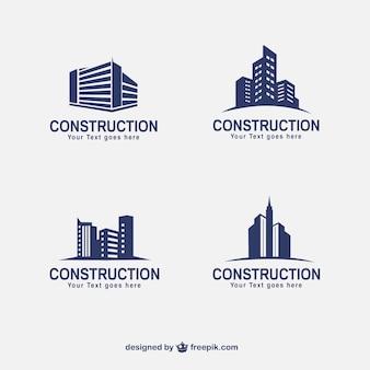 建設の建物