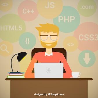プログラマは、プロセス·コーディング
