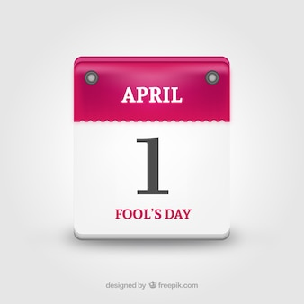 フールの日カレンダー