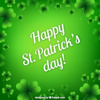 Зеленая карта для святого патрика день