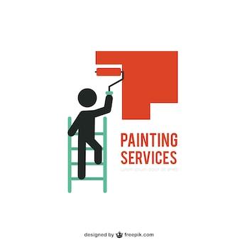 絵画サービス