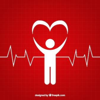 心臓病のロゴ